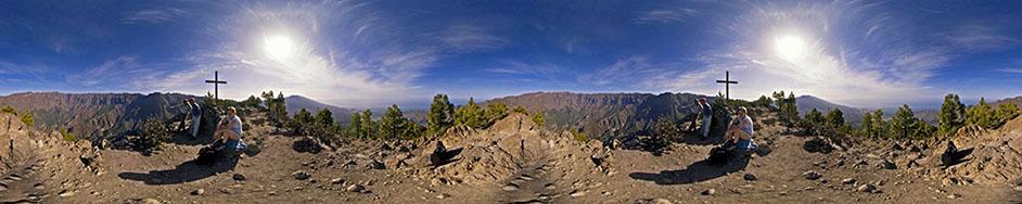 La Palma panorama